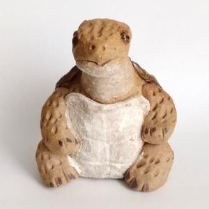 陶人形 リクガメ