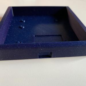 ATTACK25 3Dプリントケース ギャラクシーブルー