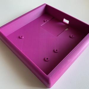 ATTACK25 3Dプリントケース パープル