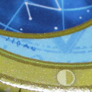 星月魔法図β/オリジナル缶ミラー