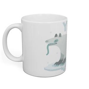 イエティマグカップ