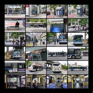 【無料】ニューヨークの市バス(80点)