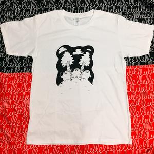 サトイモゴルフTシャツ