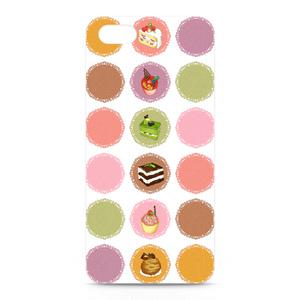 スイーツケーキのiPhoneケース
