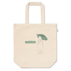 雨の日くまトートM