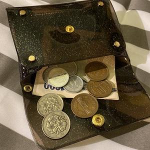 ひふみ&どっぽおおかみビニールコインケース