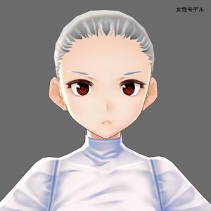 【VRoid用】瞳テクスチャ・狂気ノ瞳