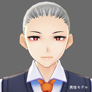 【VRoid用】瞳テクスチャ・プラス瞳