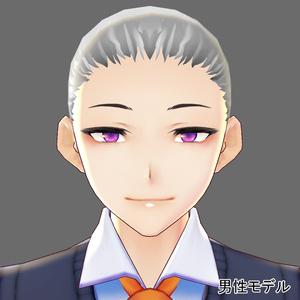 【VRoid用】瞳テクスチャ・ほんわか