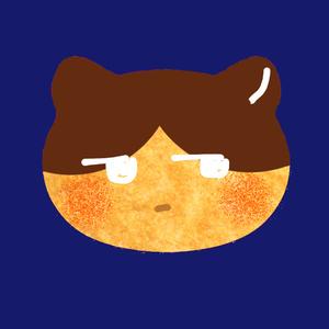 【匿名配送】猫クッキーバッジ