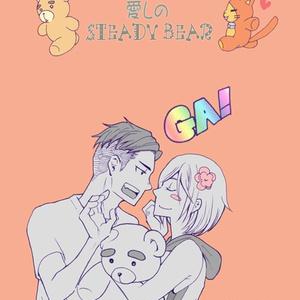 愛しのSTEADY BEAR
