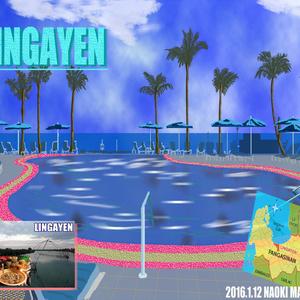 """ToteBug(M)--""""Lingayen PoolSide"""""""