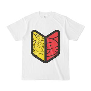 Tシャツ(ビリー&克巳猫)