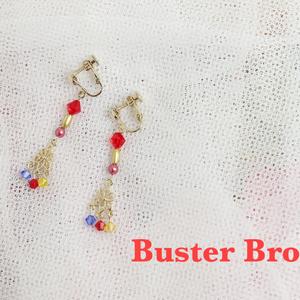 ヒプノシスマイク/Buster Bros!!! イメージイヤリング
