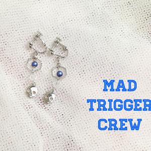 ヒプノシスマイク/MAD TRIGGER CREWイメージイヤリング