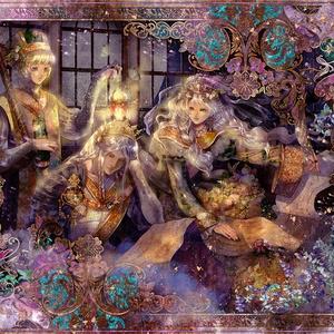 【スマホケース】王者の季節(春)
