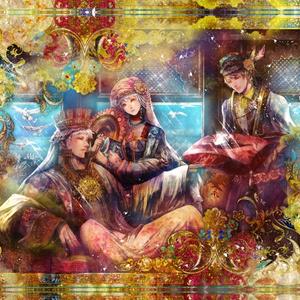【スマホケース】王者の季節(夏)