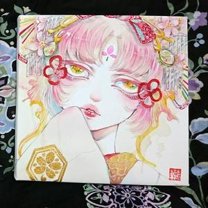 原画「桜」
