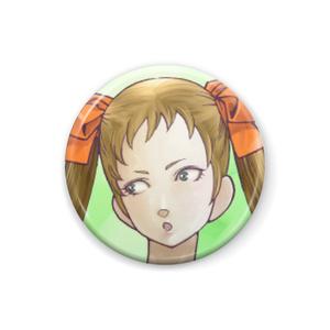 『乙女戦争』缶バッジ(フランチシュカ)