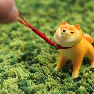 【4月発送・予約】散歩から帰りたくない柴犬フィギュア(塗装済み完成品)
