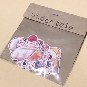 UNDERTALE フレークシール【再販】