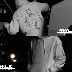 4WLC Cross Logo Hoodie