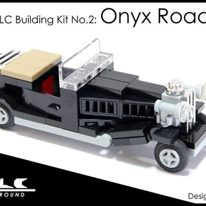 4WLC Building Kit No2: Onyx Roadster