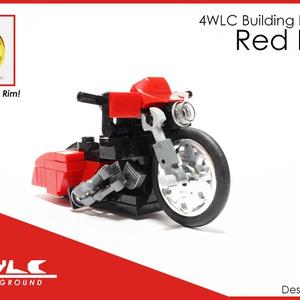 4WLC Building Kit No6: Red Hog