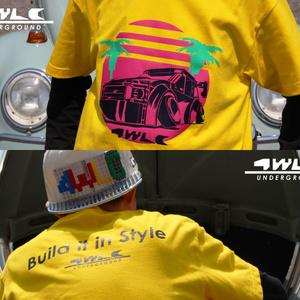 4WLC Illust T-Shirt