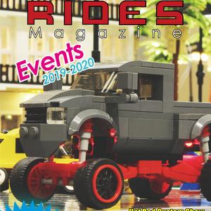 Minifig Rides Magazine Vol3: Events 2019-2020