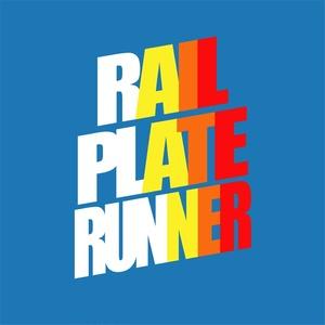 Rail Plate Runner Sticker