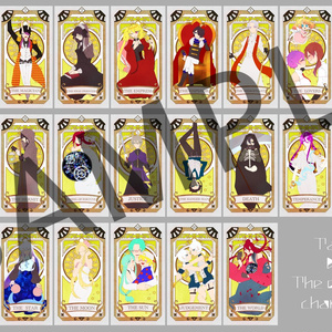 Tarot By The original character
