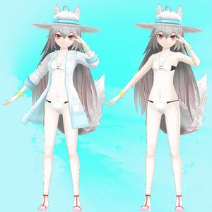 オリジナル3Dモデル(noah)