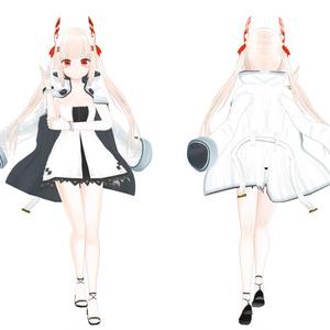オリジナル3Dモデル(Rin)