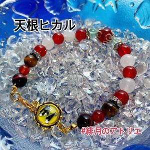 【テニプリ】パワーストーンブレスレット【ハンドメイド】…六角・立海・比嘉・四天宝寺