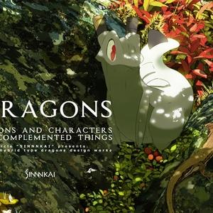 DRAGONS 箱