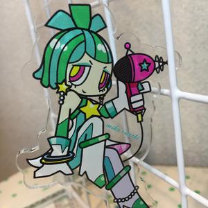「GALAXY TOKYO」アクリルキーホルダー