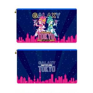 「GALAXY TOKYO」ポーチ
