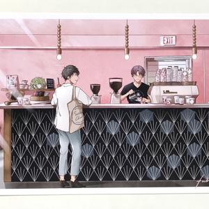 【大判カード】COFFEE BAR