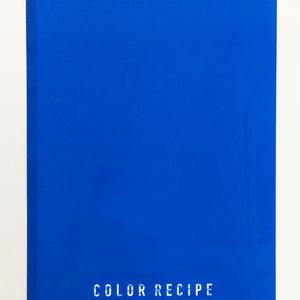 「カラーレシピ」クリアファイル A
