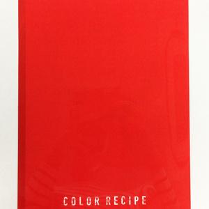 「カラーレシピ」クリアファイル B