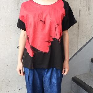 「カラーレシピ」着辛いTシャツ(福介)