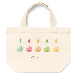 jelly girl トート
