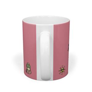 四月馬鹿のマグカップ