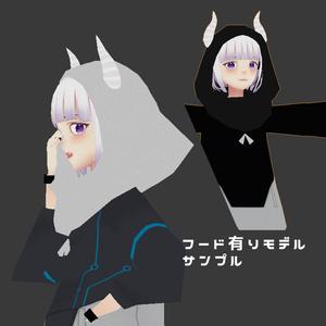 オリジナル3Dモデル「code001」ver1.00