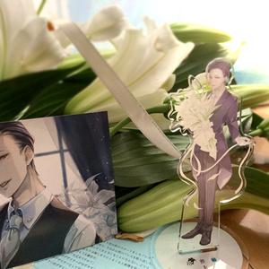 【花葬痕をなぞる】アクリルスタンドセット