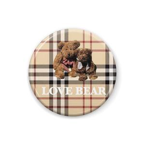 LOVE BEAR 缶バッジ