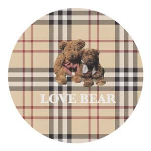 LOVE BEAR  マスキングテープ
