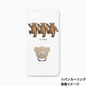 くまーiPhoneケース