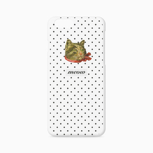 meow1 iPhoneケース